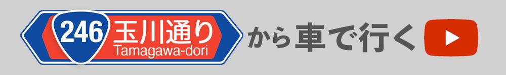 【動画で解説】246玉川通りからiR世田谷へ車での行き方