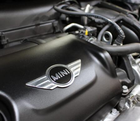 BMWミニ メンテナンス