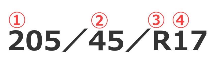 205/45 R17