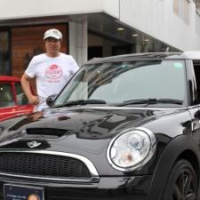 大田区にお住まいのK様へBMWミニクーパーSクラブマンをご納車致しました!