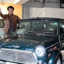 文京区にお住まいのN様へローバーミニクーパースポーツパックLTDをご納車致しました!
