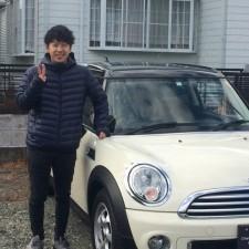 富士宮市にお住まいのT様へBMWミニクーパークラブマンをご納車致しました!