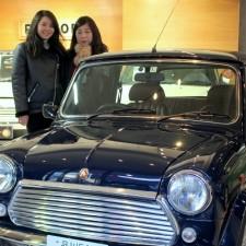 品川区にお住まいのY様へ、ローバーミニ40th Anniversary LTDをご納車致しました!