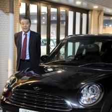 江戸川区にお住まいのT様へBMWミニクーパークラブマンをご納車致しました!