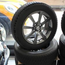 BMWミニ用スタッドレスタイヤ&ホイール175/65 R15 【Used parts】
