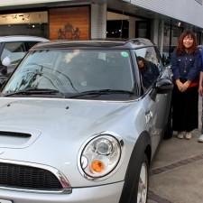 久喜市にお住まいのK様へBMWミニクーパーSクラブマンをご納車致しました!
