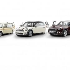 【中古車購入前にチェック!】BMWミニモデルチェンジ遍歴まとめ【クラブマン&クロスオーバー&派生モデル編】