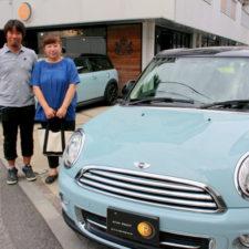 千葉市にお住まいのU様へBMWミニクーパークラブマンをご納車致しました!