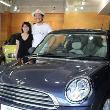 世田谷区にお住まいのT様へBMWミニクーパークリスタルをご納車致しました!