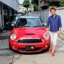 西東京市にお住まいのK様へBMWミニクーパーSクラブマンをご納車致しました!