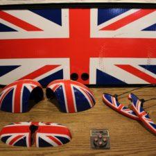 ミニの過剰なイギリス愛♡