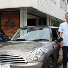 大田区にお住いのS様にBMWミニクーパーをご納車いたしました!