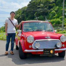 金沢市にお住まいのN様へ、ローバーミニクーパー40th Anniversary LTDをご納車致しました!