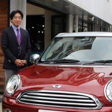 川崎市にお住まいのT様へBMWミニクーパークラブマンをご納車致しました!