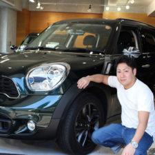 狛江市にお住まいのM様へBMWミニクーパーSクロスオーバーをご納車致しました!