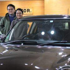 三浦市にお住まいのN様へBMWミニクーパークラブマンをご納車致しました!