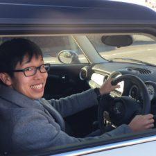 伊豆の国市にお住まいのN様へBMWミニクーパークラブマン限定車ウェンブリーをご納車致しました!