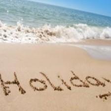 8月定休日、及び夏季休業日のお知らせ